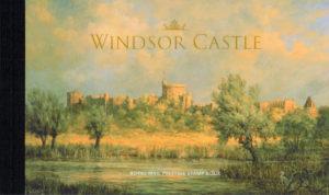 2017 Windsor Castle DY20 Prestige Stamp Book