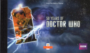 2013 Doctor Who DY6 Prestige Stamp Book