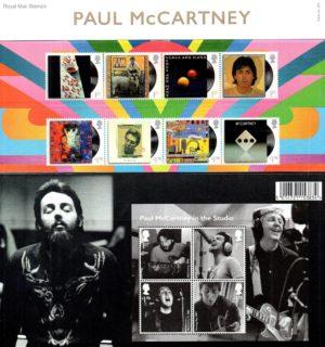 2021 Paul McCartney Presentation Pack