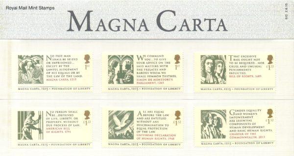 2015 Magna Carta Presentation Pack