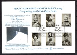 K2 1954-2004 Cho Oyu h/s