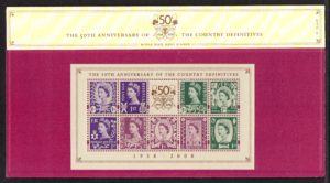 2008 Country Definitives Presentation Pack