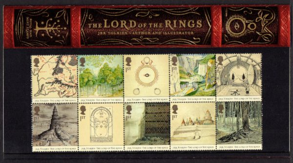 2004 Lord of the Rings Presentation Pack