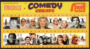 2015 Comedy Greats Presentation Pack