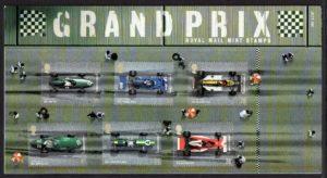 2007 Grand Prix Racing Cars Presentation Pack