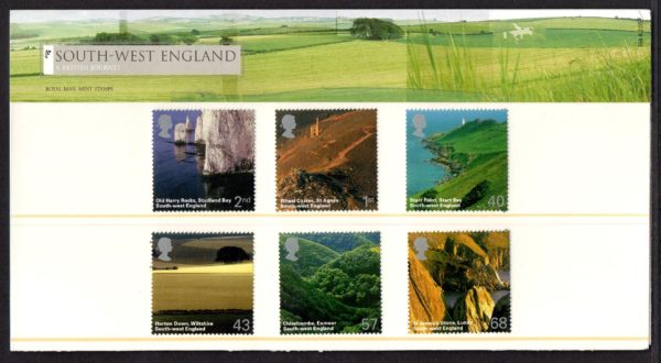 2005 South West England Presentation Pack
