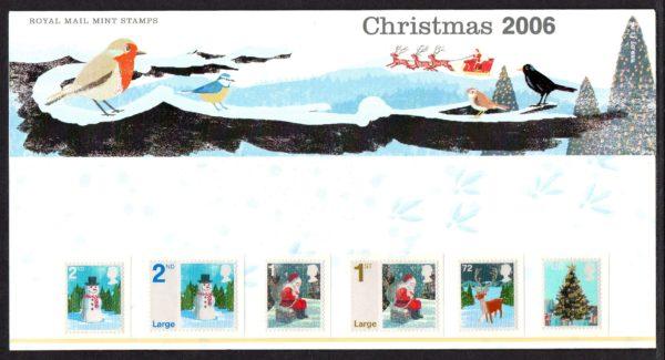 2006 Christmas Presentation Pack