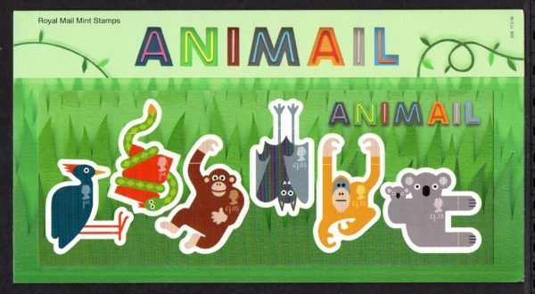2016 Animail MS3837 Presentation Pack