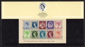 2003 Wilding Definitives Collection II Presentation Pack