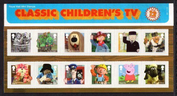 2014 Classic Children`s TV Presentation Pack