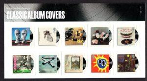 2010 Classic Album Covers Presentation Pack