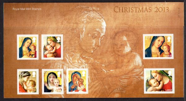 2013 Christmas Presentation Pack