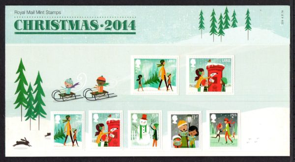 2014 Christmas Presentation Pack