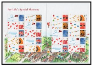 2006 Life`s Special Moments Smiler sheet LS32
